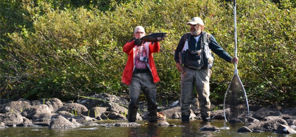 Put fly fishing on your adventure-sport vacation check list